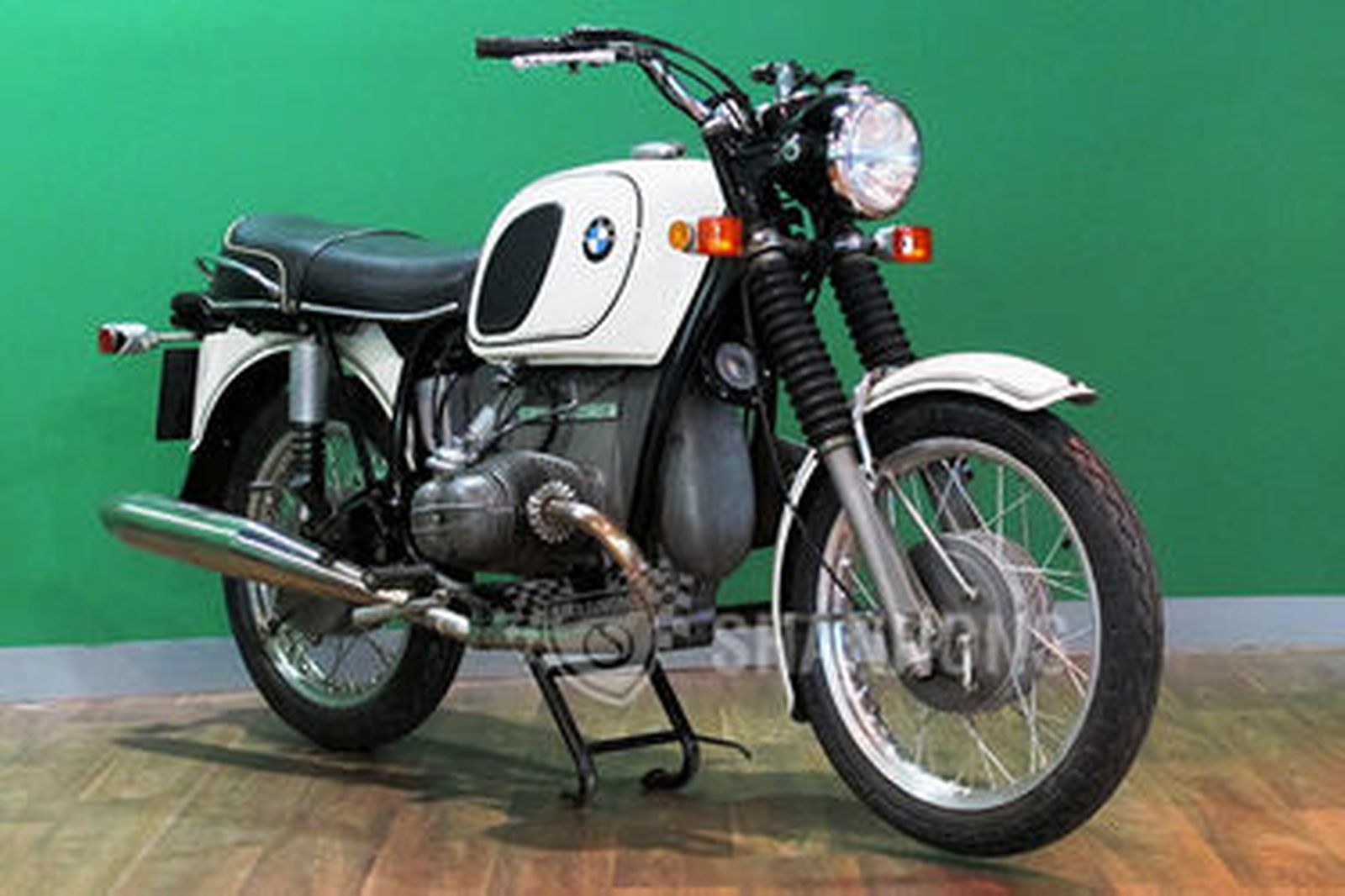 sold bmw r75 5 750cc motorcycle auctions lot ak shannons. Black Bedroom Furniture Sets. Home Design Ideas