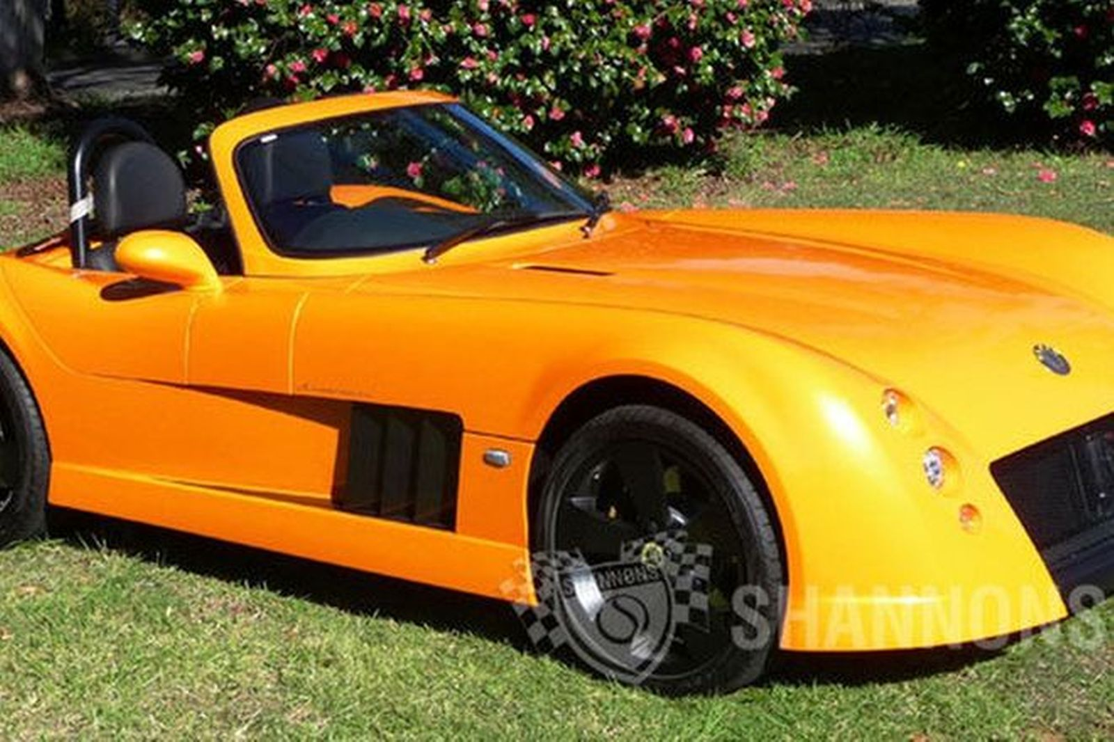 Sold elfin ms8 streamliner auctions lot 23 shannons for Motor vehicle open on saturday
