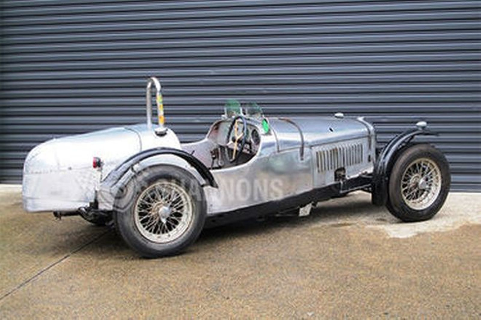 Sold: Riley 'Special' Race Car Auctions