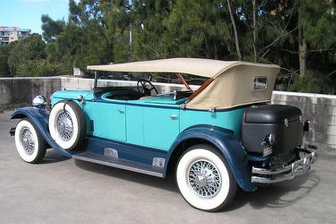 Hudson Super 6 'Model L' Dual-Cowl Phaeton