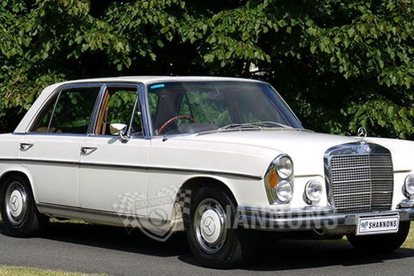 Sold mercedes benz 300 sel 6 3 saloon auctions lot 9 for Mercedes benz 1969