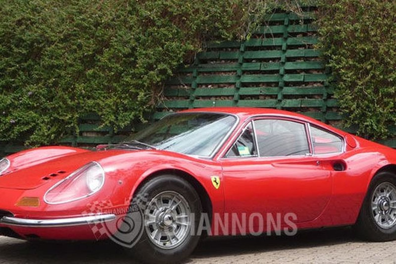sold ferrari dino 246 gt coupe auctions lot 21 shannons. Black Bedroom Furniture Sets. Home Design Ideas