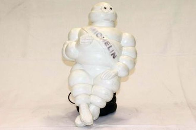 Lamp - Michelin Man (45cm tall)