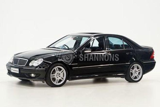 Mercedes-Benz C32 AMG Sedan