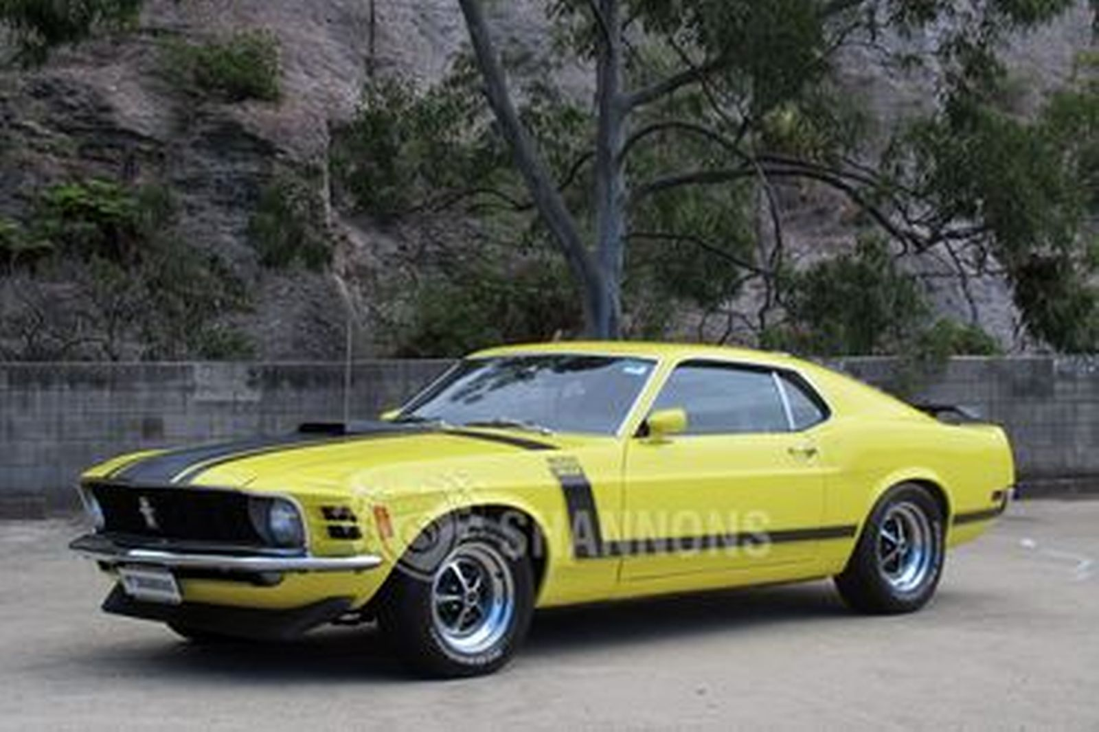 Ford Mustang Boss 302 Fastback Lhd Amended Auctions