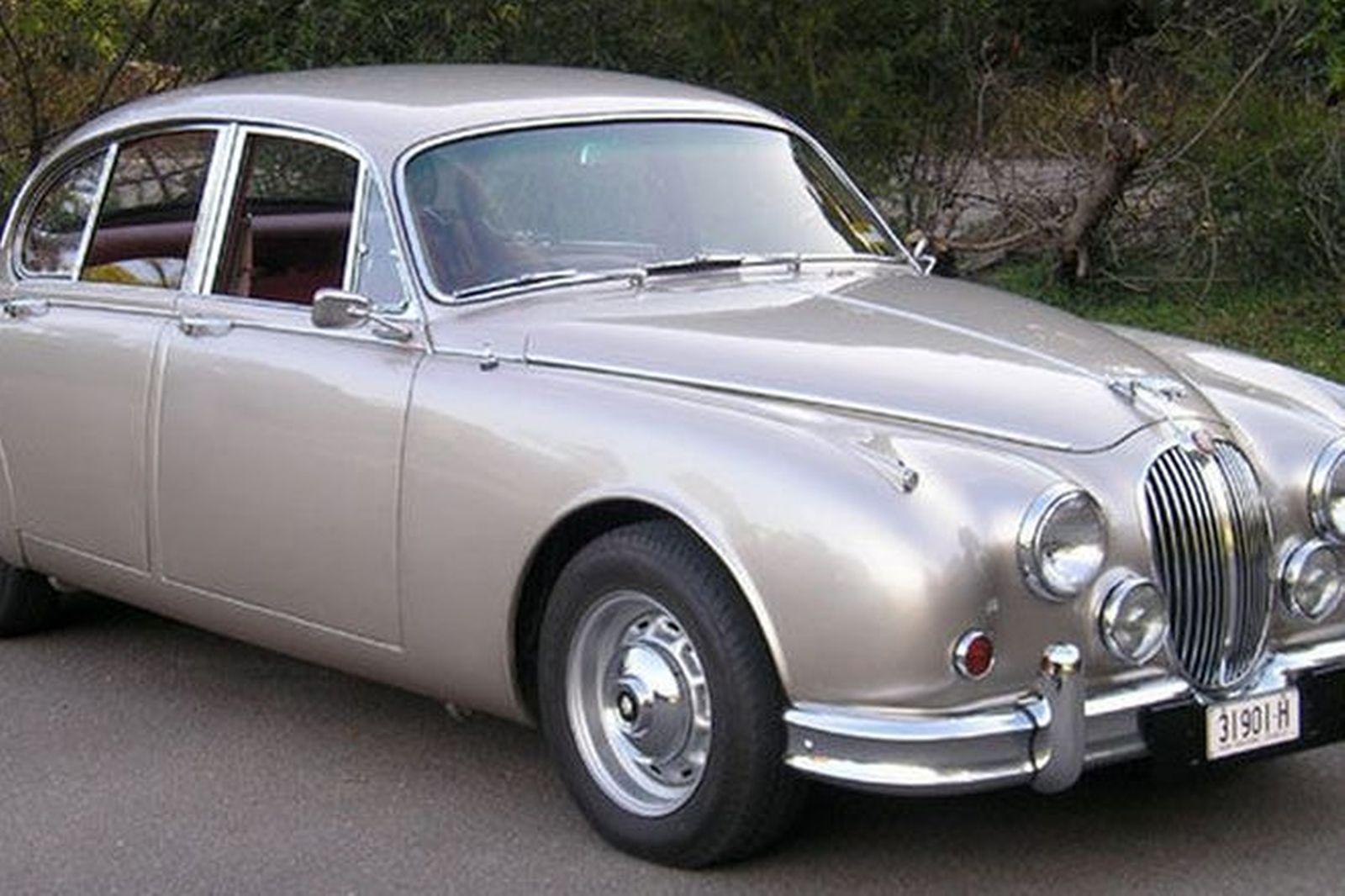 sold jaguar mk11 3 8 39 manual 39 saloon auctions lot 4 shannons. Black Bedroom Furniture Sets. Home Design Ideas
