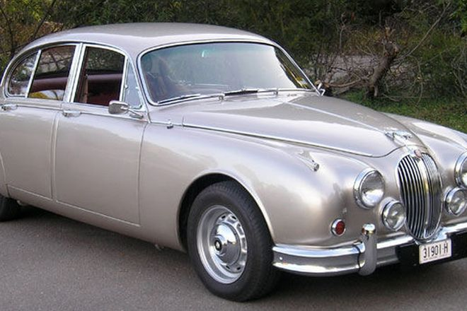 Jaguar Mk11 3.8 'Manual' Saloon