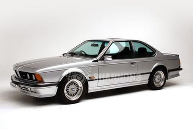 BMW 635CSi Coupe
