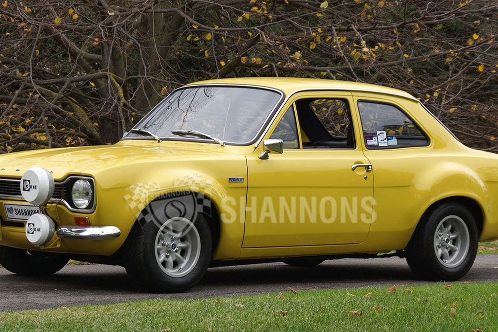 Sold: Ford Escort RS1600 Mk1 Coupe (LHD) Auctions - Lot 36 - Shannons