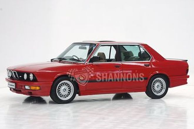 BMW 5 Series M535i E28 'Manual' Saloon