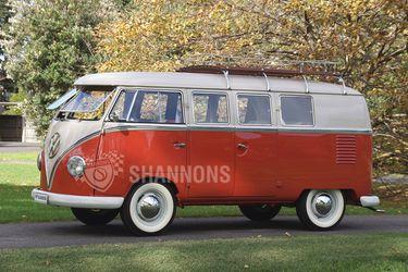 Volkswagen Kombi 'Campervan Conversion' (RHD)