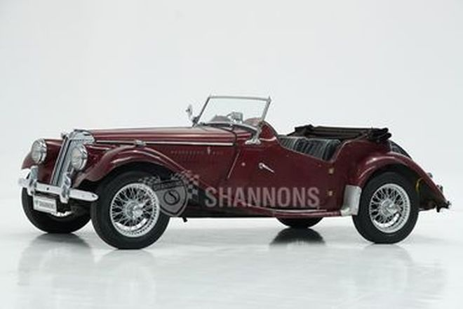 MG TF 1500 Roadster