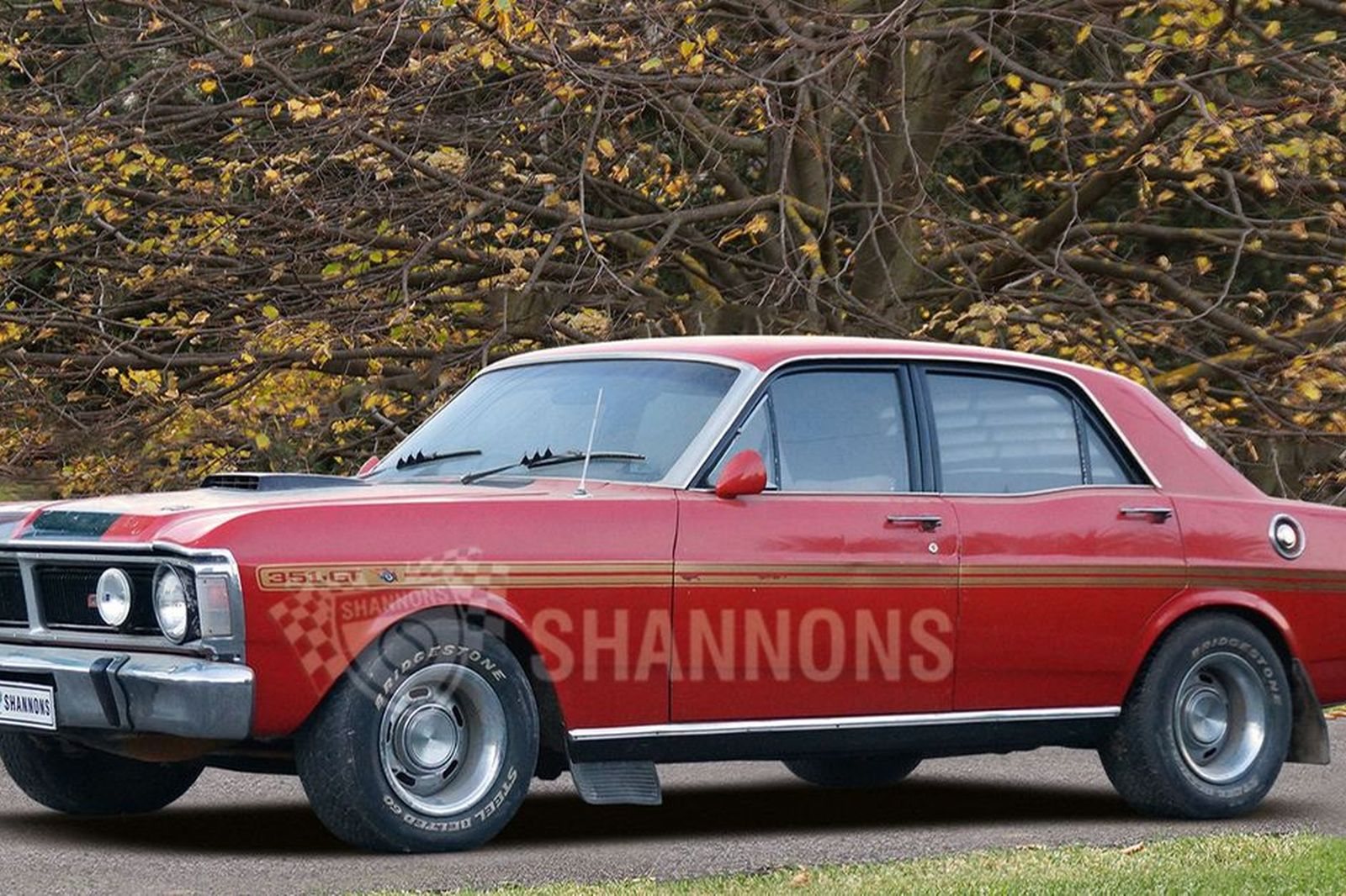 66c43d80 Sold: Ford Falcon XY V8 Sedan (Barn find) Auctions - Lot 43 - Shannons