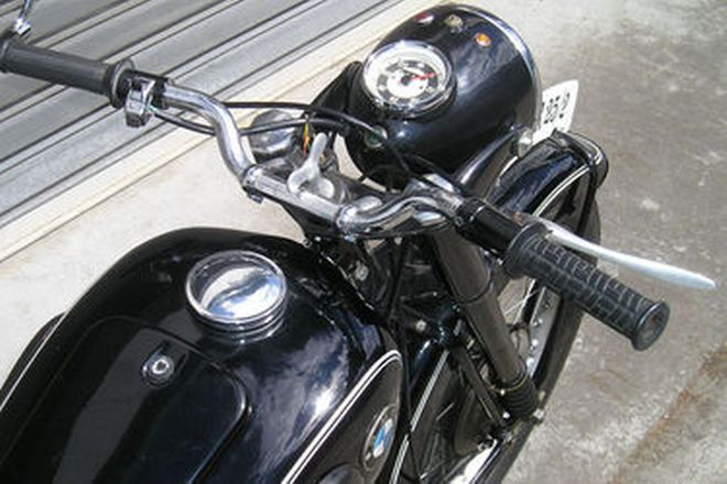 BMW R25/2 Solo Motorcycle