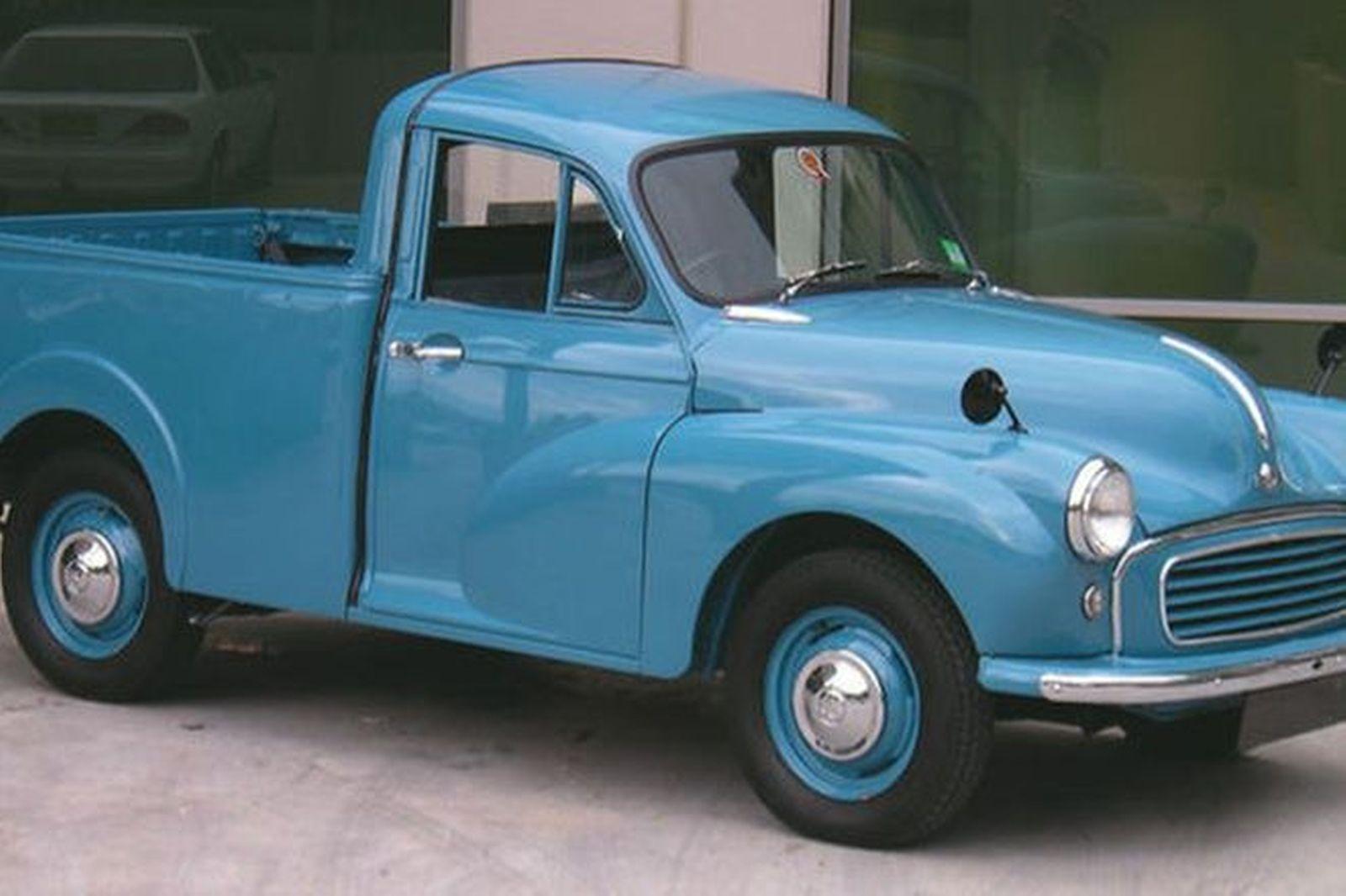 Morris Minor 1000 Utility