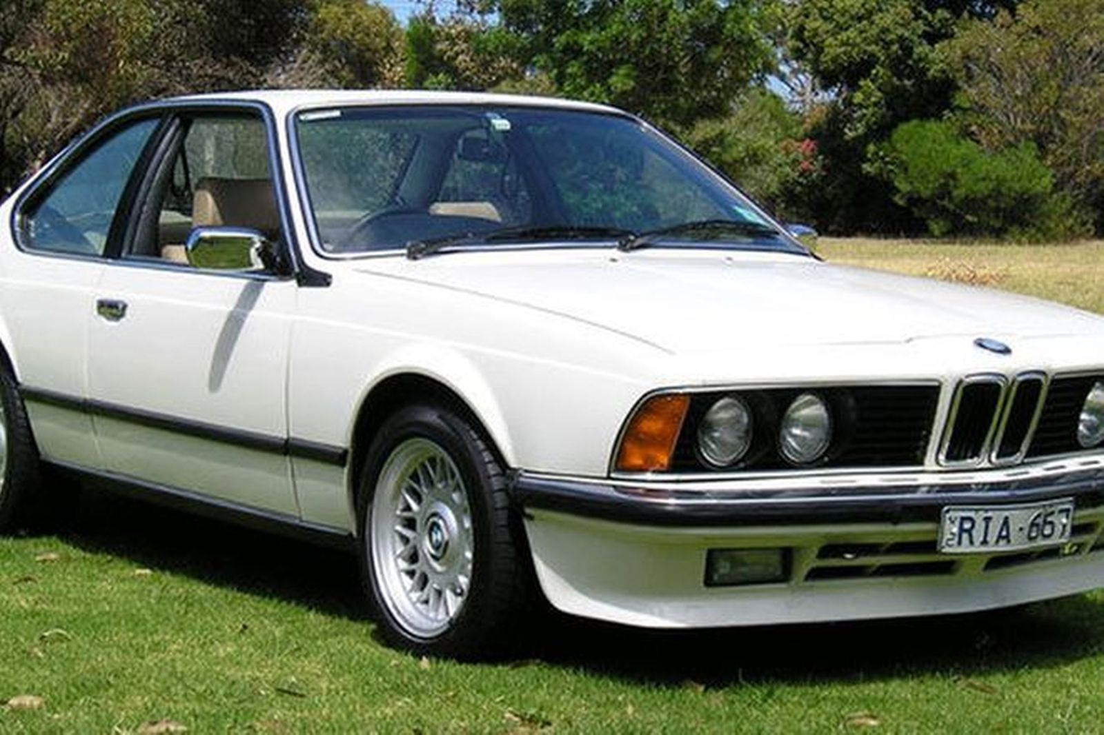 1983 bmw 635csi coupe sold bmw 635 csi coupe auctions lot 26 shannons E24 633CSi at webbmarketing.co