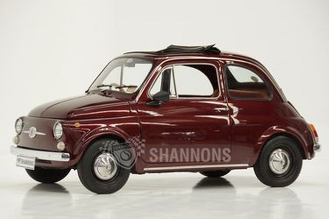 Fiat 500F 2dr Sedan