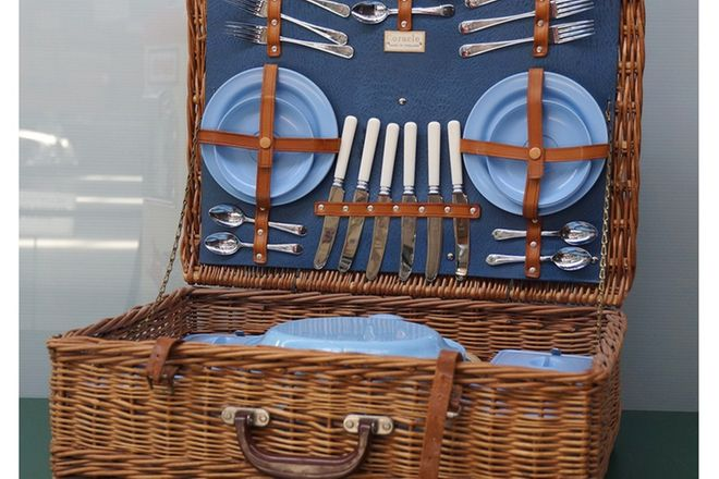 Picnic Set - Coracle English 4 setting