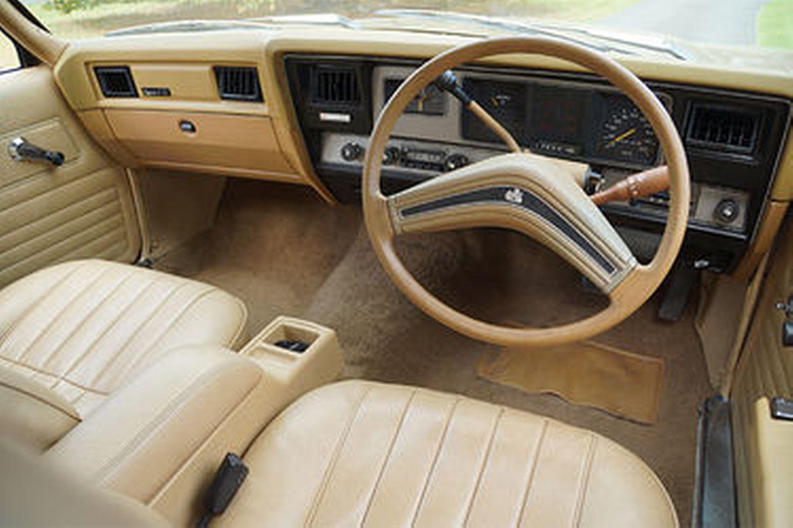 Sold Holden Hz Kingswood 4 2 V8 Wagon Auctions Lot 39