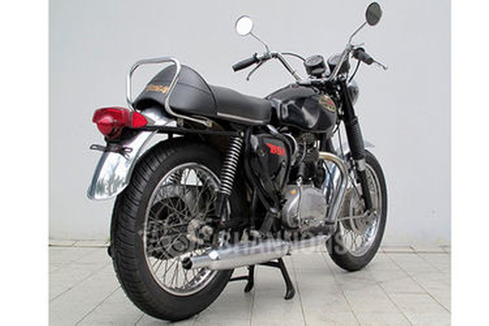 BSA A65 Firebird 650cc Motorcycle