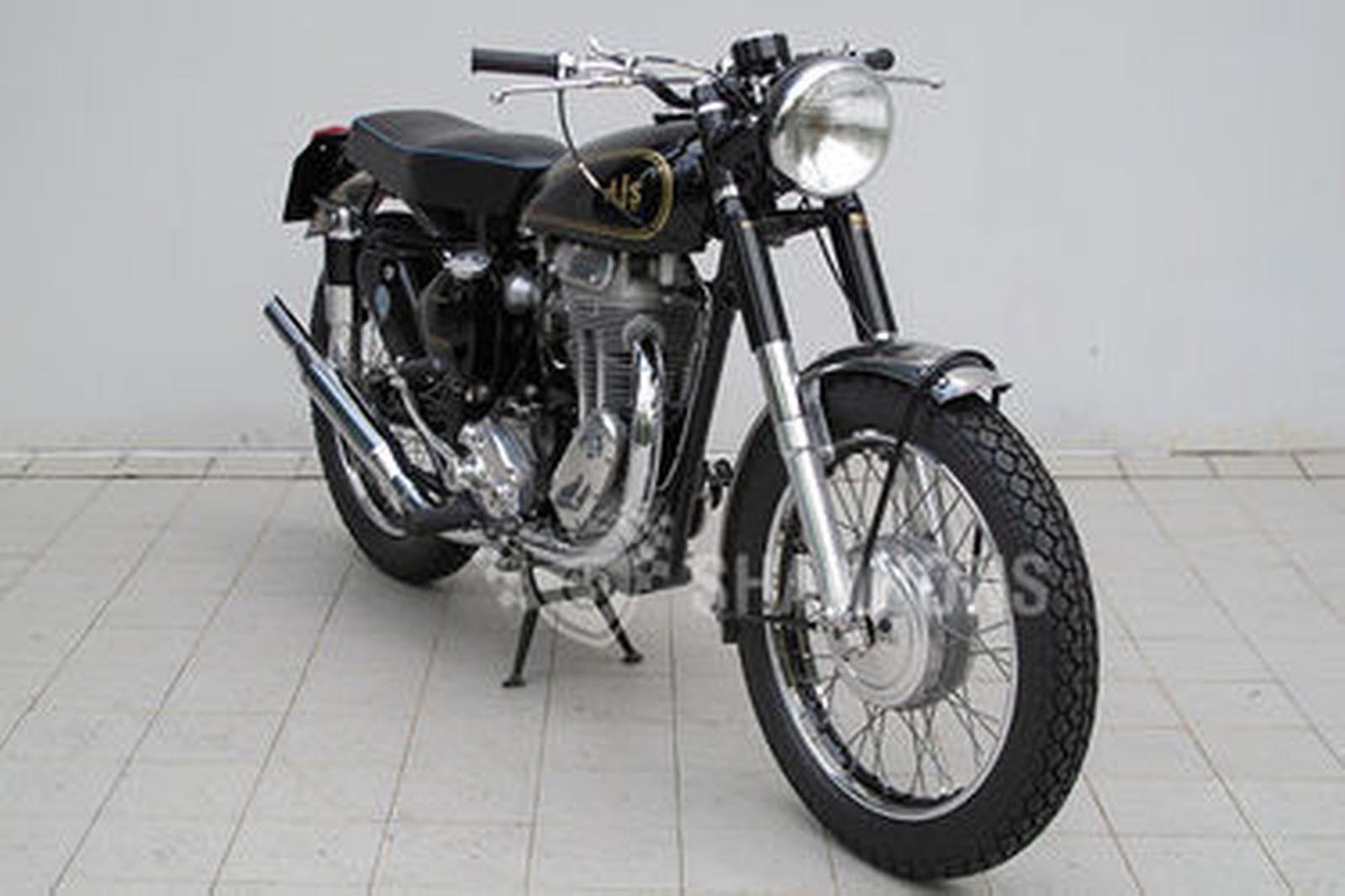 AJS 18S 500cc Motorcycle