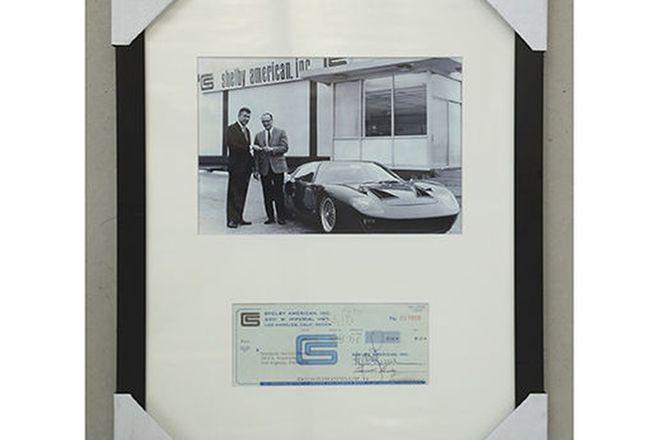Framed Print - Shelby (55 x 45cm)