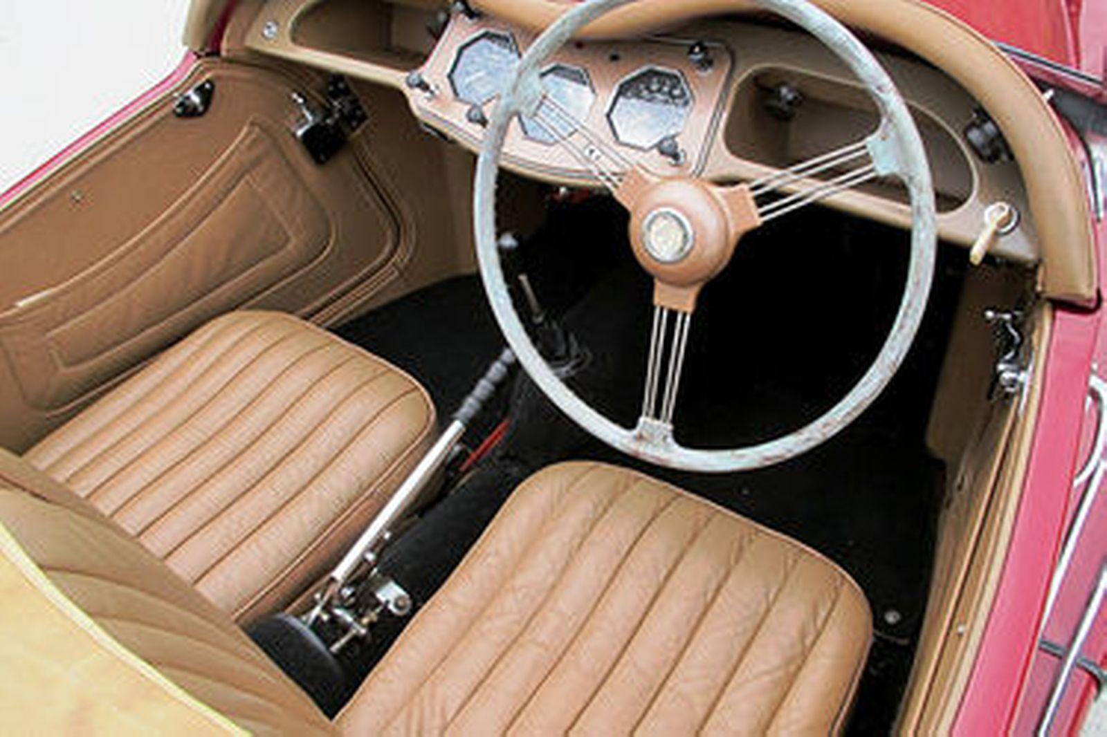 MG TF 1500 Roadster