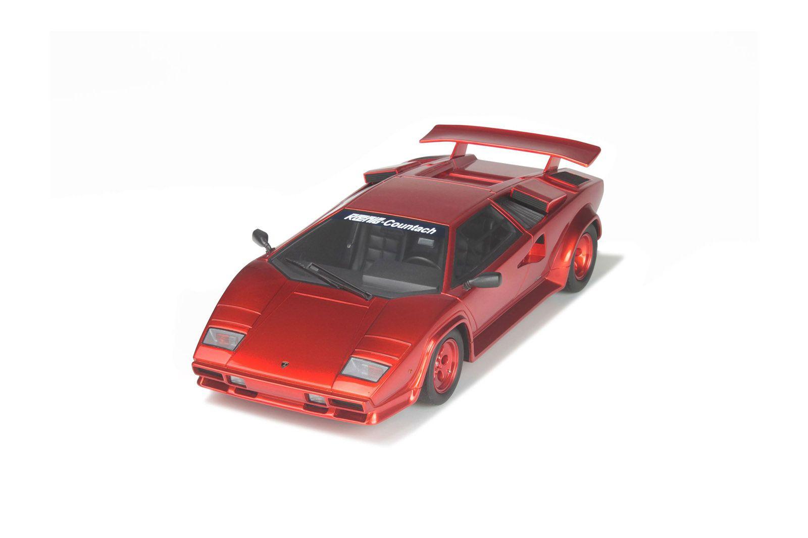 Model Car - 1:18 KOENIN Countach Special #967/1750