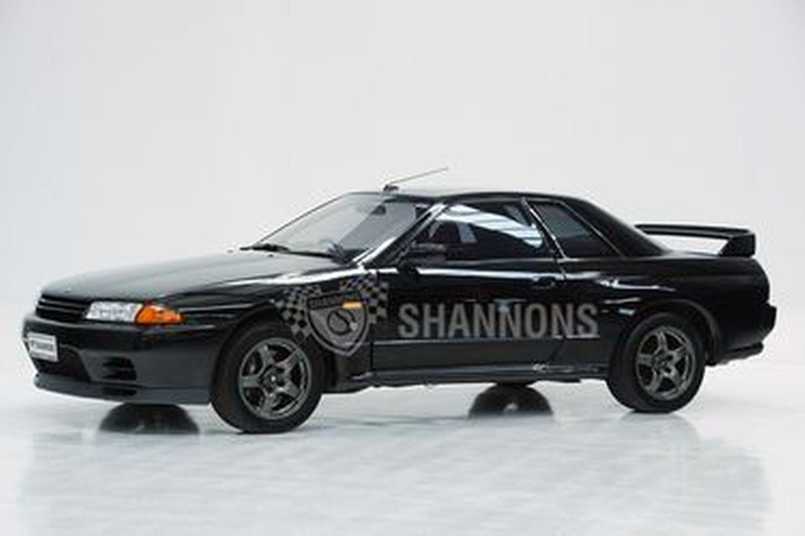 Nissan Skyline GT-R R32 Coupe (Australian Delivered)