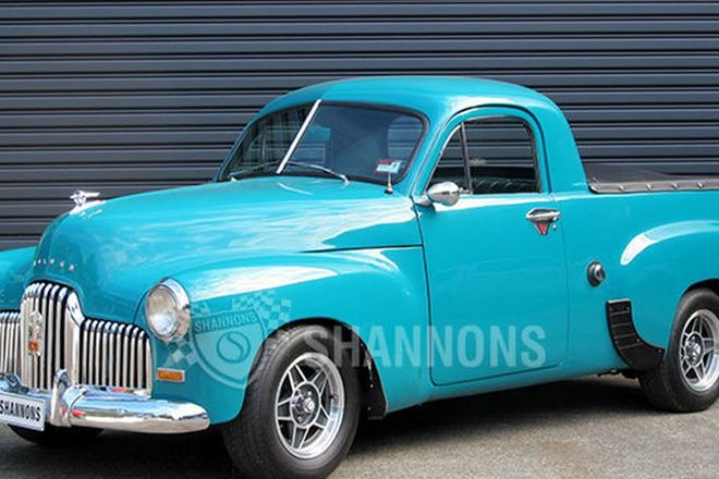 Holden '48-215' FX (Modified) Utility