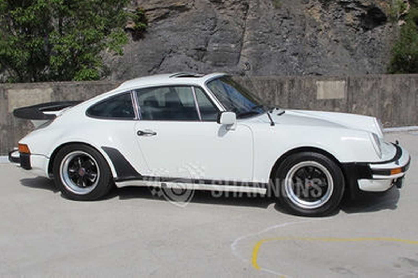 Porsche 930 Turbo Coupe