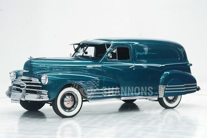 Chevrolet Stylemaster Sedan Delivery ( LHD)