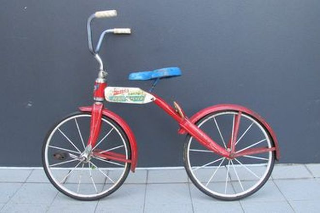 c1950'sCyclops Childs Pedal Pusher Bicycle