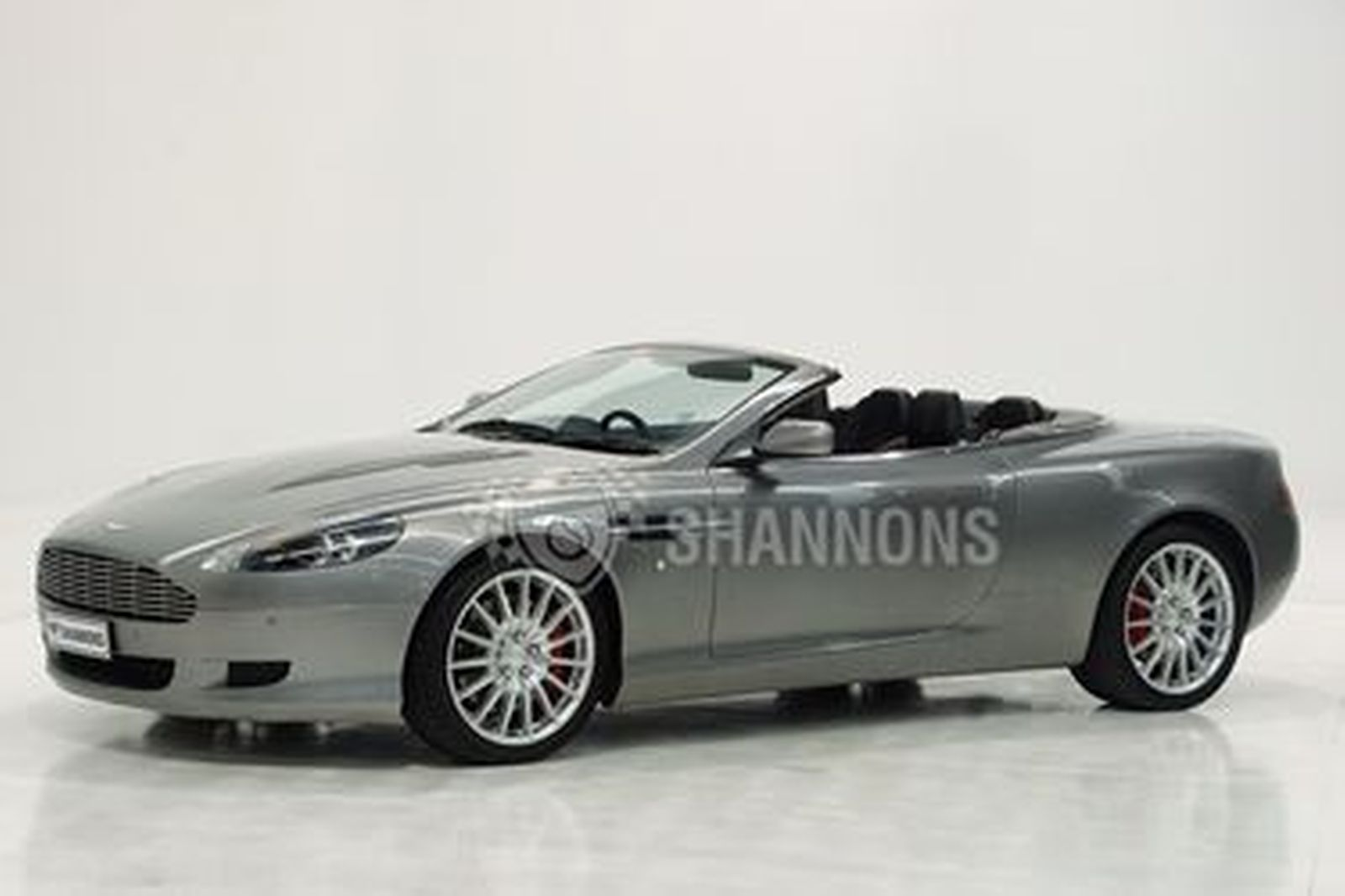 Aston Martin Db9 Volante V12 Convertible Auctions Lot 41 Shannons