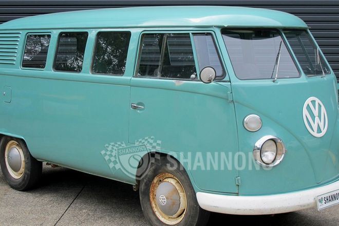 Volkswagen Kombi 'Split Window' Van (RHD)