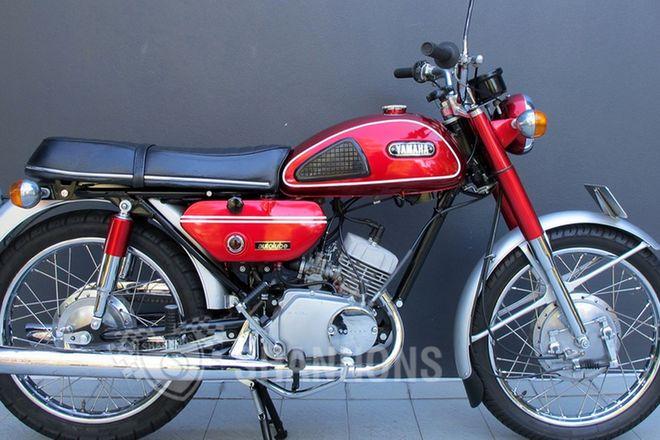Yamaha CS2 180cc Motorcycle