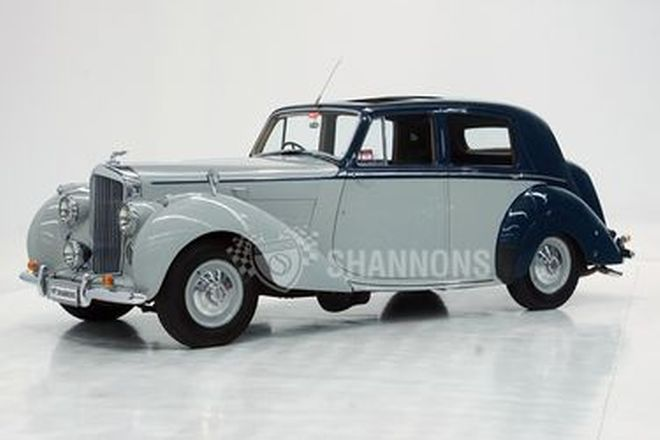 Bentley MK6 4¼ Saloon