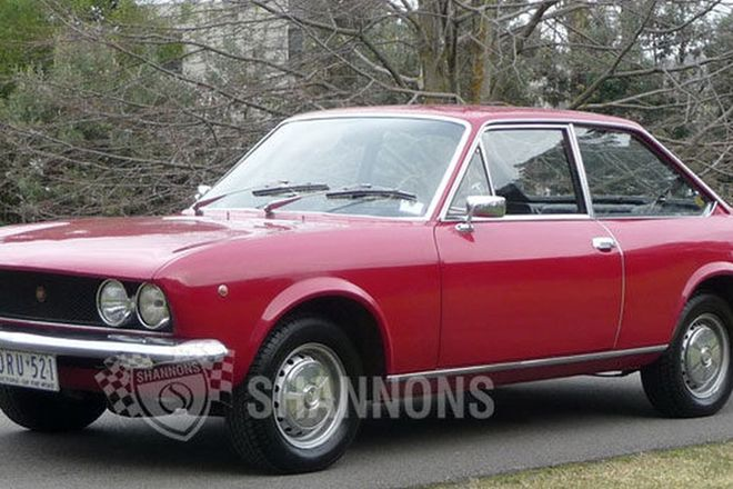 Fiat 124 BC Sport Coupe