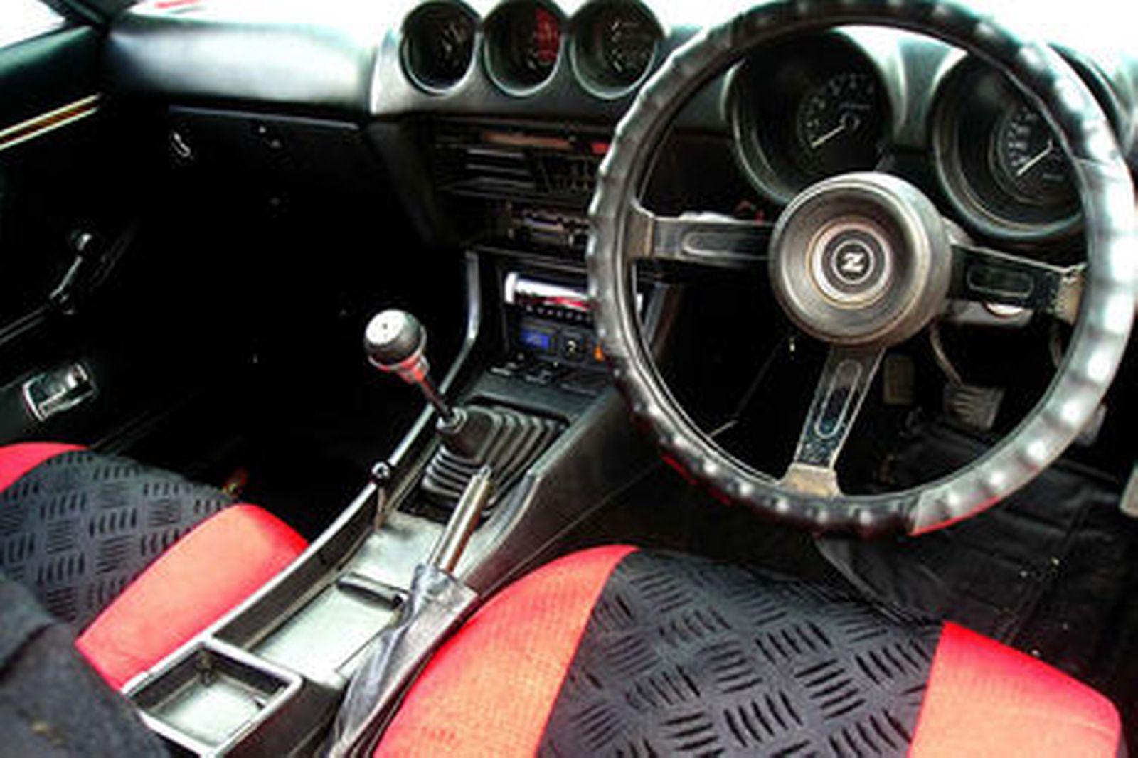 Datsun 260Z 2+2 Coupe