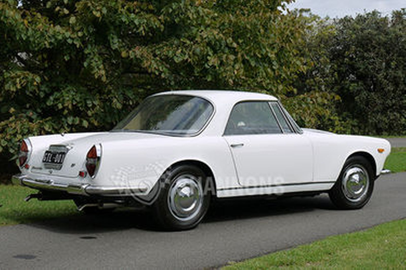 Sold: Lancia Flaminia GTL 3C \'Touring\' 2.8L Coupe (LHD) Auctions ...