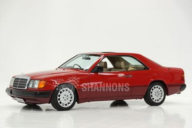 Mercedes-Benz 300CE Coupe