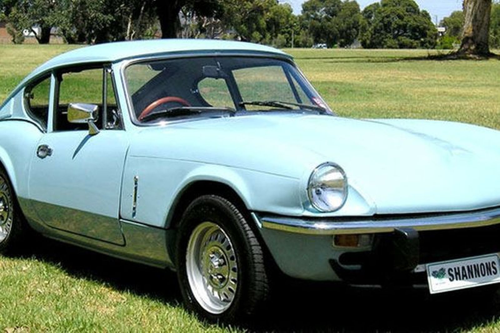 Sold Triumph Gt6 Mkiii Coupe Auctions Lot 13 Shannons