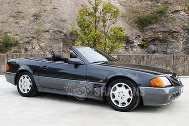 Mercedes-Benz 500 SL Convertible