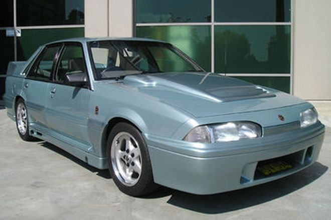 Holden VL Walkinshaw Group A SS Sedan