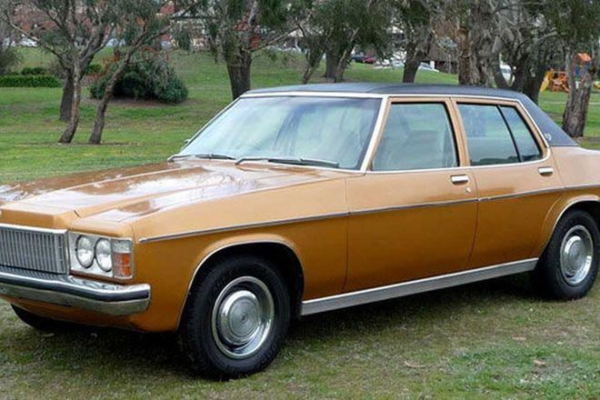 Holden HJ Statesman Deville Sedan