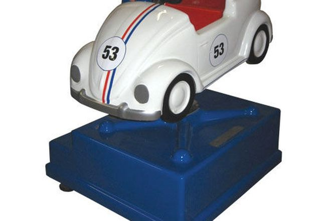 Child's Ride - Volkswagen Beetle Coin operated Ride (Restored)
