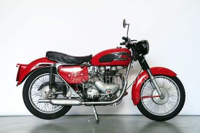 Matchless G12 CSR Motorcycle