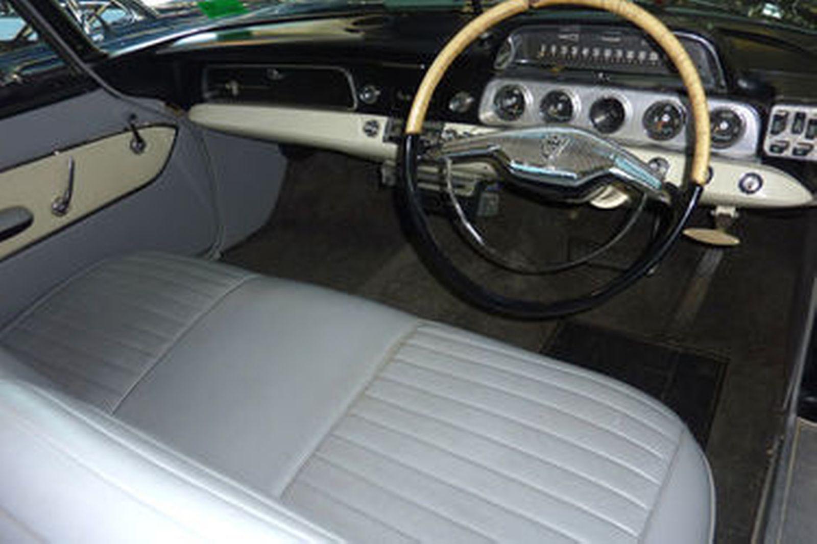 Dodge Custom Royal Lancer Hardtop Coupe (RHD)