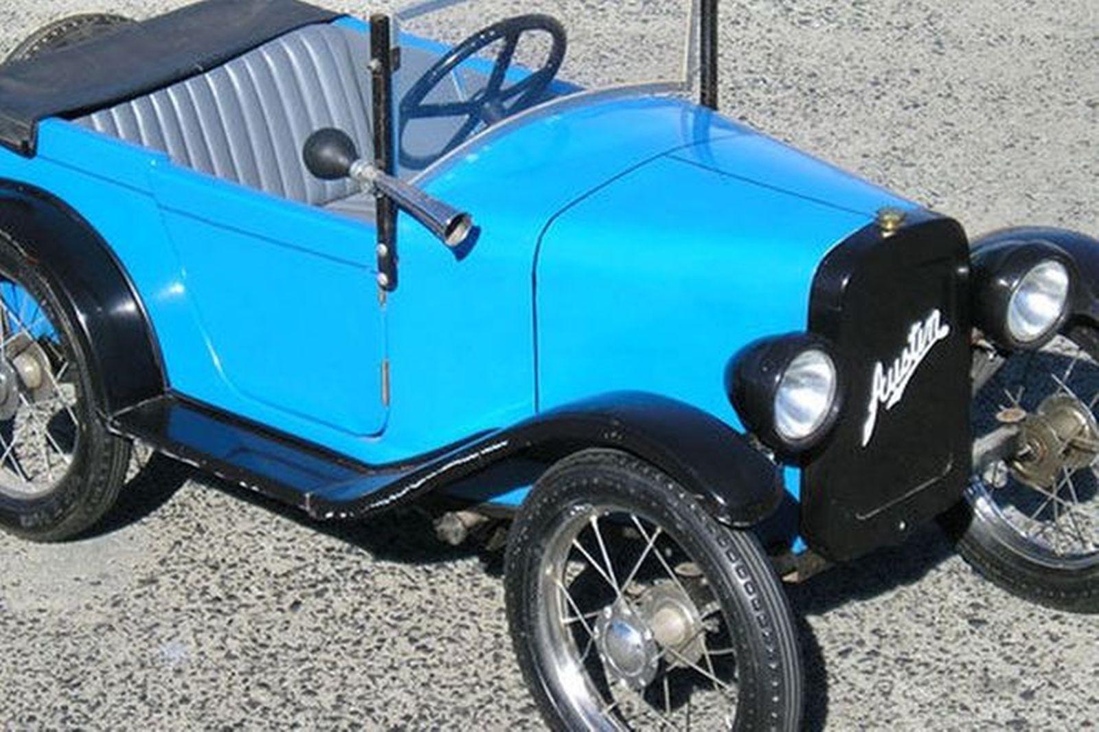Pedal Car - Austin (Made by Austin Motors c.1950's)