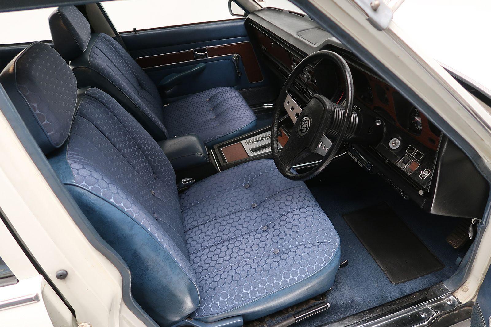 Leyland P76 Executive V8 Sedan